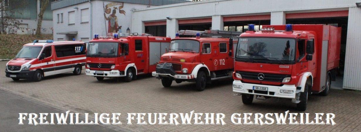 Freiwillige Feuerwehr Gersweiler